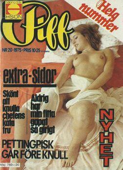 e410s2652p6w Piff Magazine 1975 Number 20 (Magazine)
