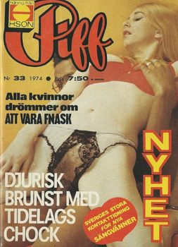 udljn98xoi5m Piff Magazine 1974 Number 33 (Magazine)