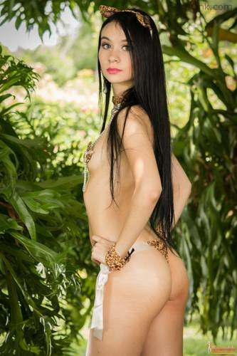 TeenModels4Bitcoin Ximena - set 15 Wild Kitty