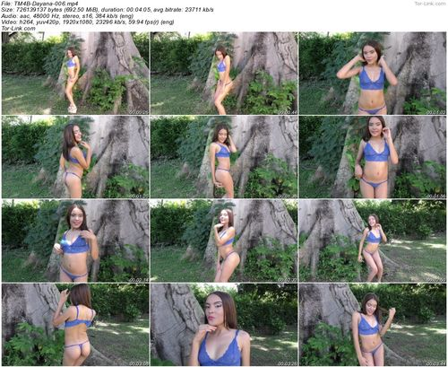 TeenModels4Bitcoin Dayana - video 6 Two Piece T-Back