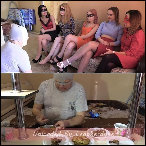 Really new year's feeding! with MilanaSmelly   Full HD 1080p   Release Year: Jan 07, 2019