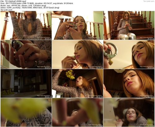TokyoDoll Glafira E - videos 008A - 008B