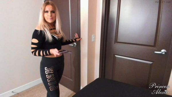 Bombshell Stepmom Catches You – JOI/Roleplay HD
