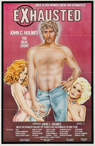 swn2f7r41e1y Exhausted: John C. Holmes, the Real Story (1981)