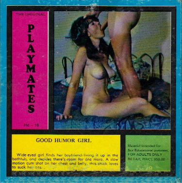 59vyzow4r8j6 Playmate Film 16: Good Humor Girl (1970s)