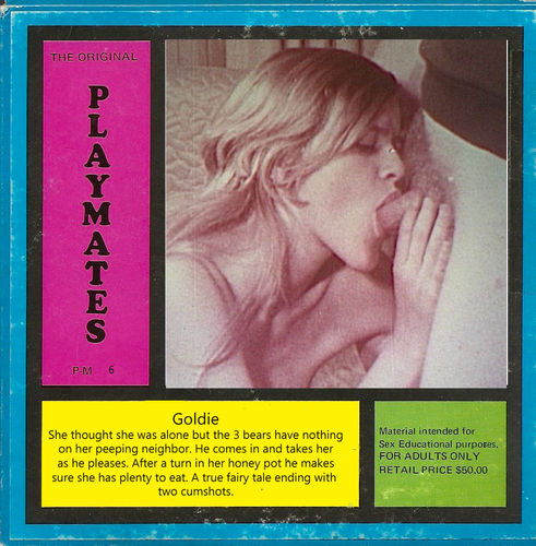 6wj61bya9n0w Playmate Film 06: Goldie (1970s)