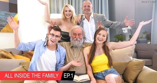 All Inside The Family Episode 1 HD [Untouched 1080p]