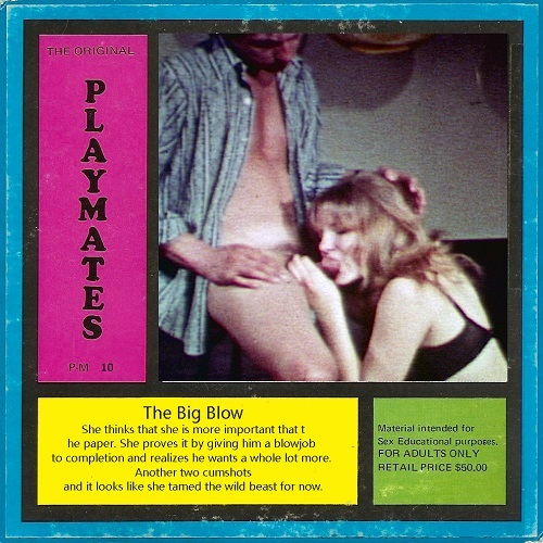 ecjq3wigmuw3 Playmate Film 10: The Big Blow (1970s)