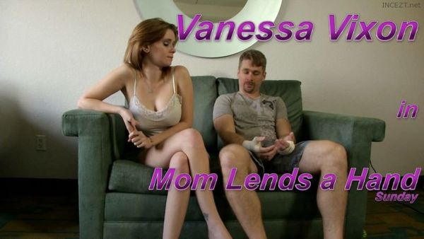 Vanessa Vixon in Mom Lends a Hand – Sunday HD