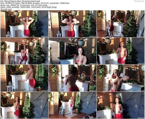MarvelCharm Alice - Christmas Spirit video