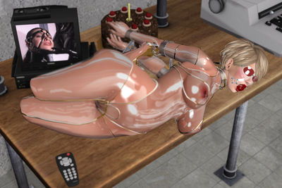 [3D Hentai Artwork] Art by Amalia Illios [latex]