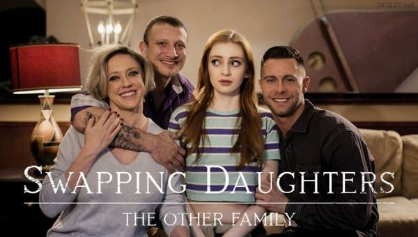 SWAPPING DAUGHTERS: THE OTHER FAMILY – Dee Williams, Maya Kendrick HD [Untouched 1080p]