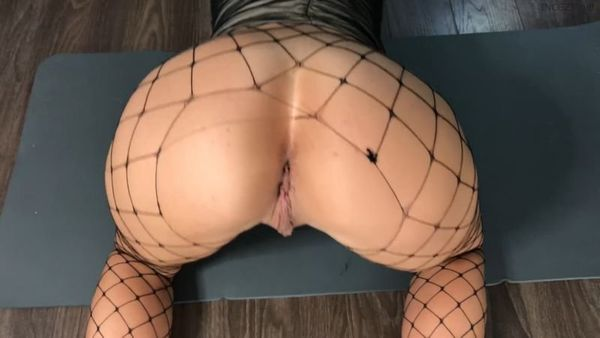 Sis In Pantyhose Doogy With Shoot On Ass HD