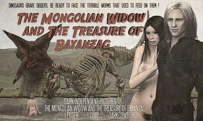 [3D Porn Comic] [DarkCowBoy] The Mongolian Widow [horror]