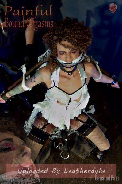 Doloraj ligitaj orgasmoj kun Abigail Dupree | Full HD 1080p | Eldona Jaro: Mar 24, 2019