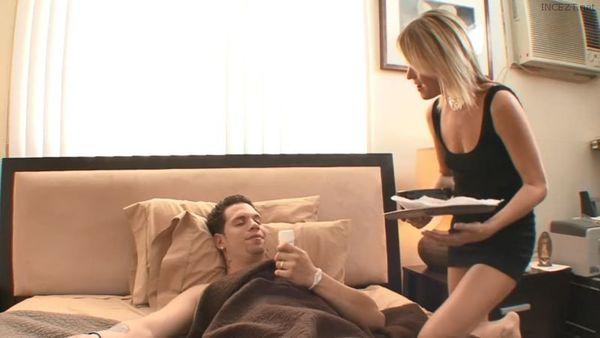 BLONDE CHEATING WIFE JESSIE FONTANA FUCKS NEPHEW HD 1080p