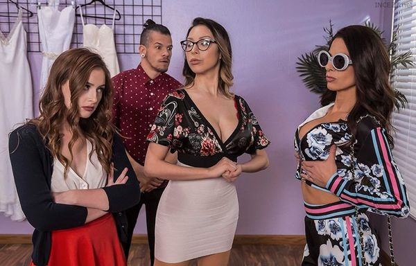 Say Yes To Some Sex – Danni Rivers, Eva Long HD [Untouched 1080p]