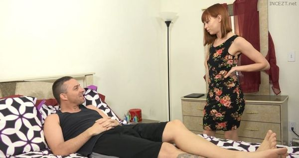 Escort Alexa gives her Bro Blowjob so he doesnt Expose her Real Job 4K