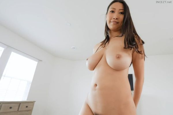Busty Asian Step Mom Sharon Lee Loves Family 4K