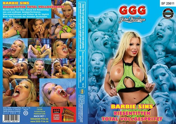 [GermanGooGirls] [SF 25611] Barbie Sins Riesentitten Total Vollgespritzt (2019) Full HD 1080p