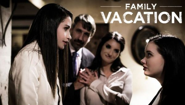 FAMILY VACATION – Gia Paige, Avi Love, Silvia Saige HD [Untouched 1080p]