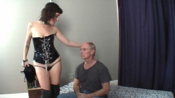 MY DAUGHTER IS A DOMINATRIX!! HD