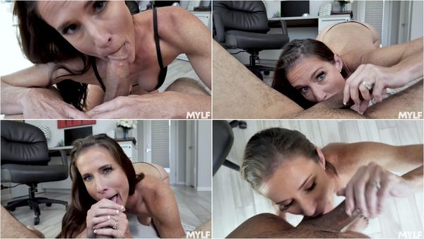 A MILF's Lascivious Lips [MylfBlows] Sofie Marie (2.87 GB)