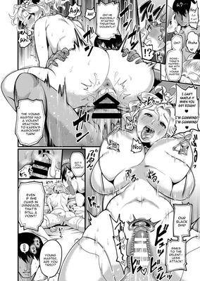 [Doujinshi] [Kougi Anmitsu (Ichiren Takushou)] Oideyo! Kunoichi no Sato San ~Gekitou! Shinobi Boutaoshi no Maki~ [English] harem