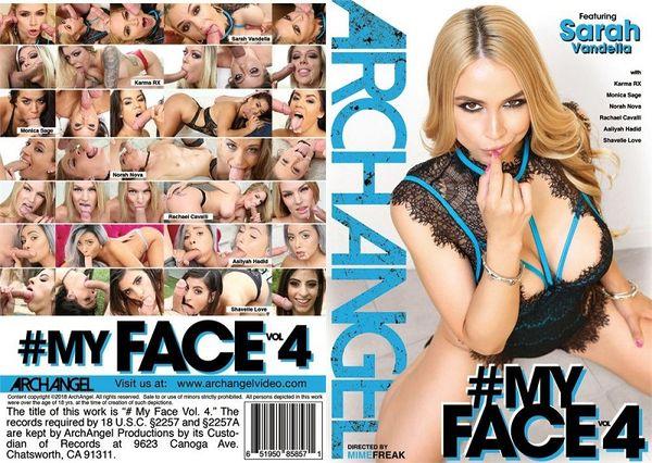[ArchAngel] #MyFace Volume 4 (2018) [Sarah Vandella]