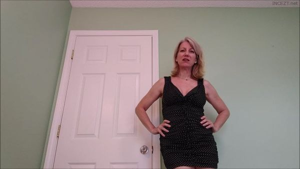 MoRina – Mommy Catches You Sniffing Her Panties