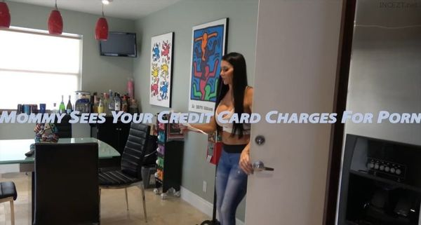 butt3rflyforu – Mommy Sees Your Credit Card Charges For Porn HD