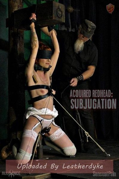 Acquired Redhead Subjugation with Abigail Dupree | Full HD 1080p | Release Year: May 15, 2019