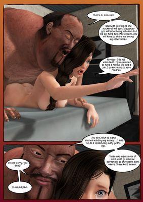 [3D Porn Comic] [SuperSoft2] Granddaughter On Demand Part 3 [incest]