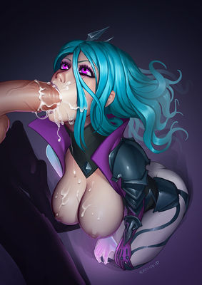 [Hentai Artwork] Art by Radsquid Update [latex]