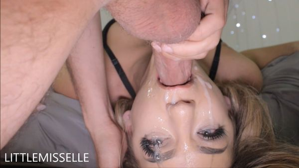 Sloppy Face Fucking With Facial [ManyVids] Little Miss Elle (634 MB)