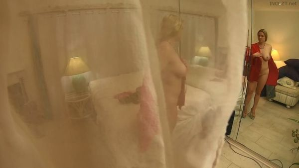 You're Caught Peeping By Your Mom But She Lets You Inside Her POV – Erin Electra HD 1080p