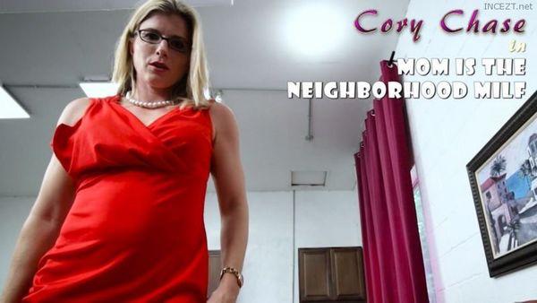 Cory Chase in Mom is the Neighborhood MILF HD 1080p
