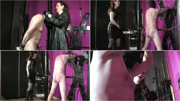 Punishment For Breach Of Contract [FetishMania] Lady Renee (720p)