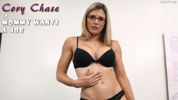 Cory Chase in Mommy Wants a Job HD