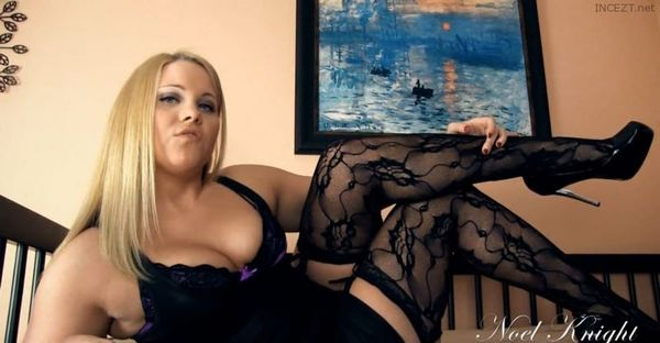 Miss Noel Knight – Taboo FemDom Mother and Son Two Vids in HD