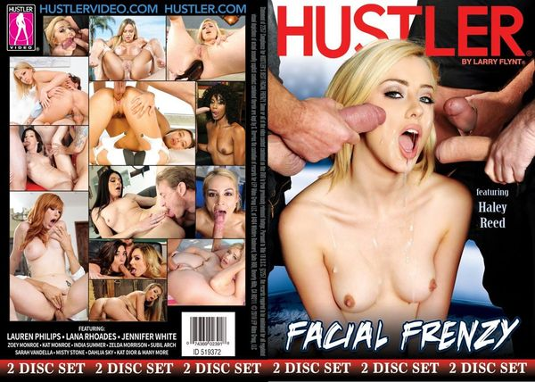 Facial Frenzy (2019) [Hustler] Haley Reed