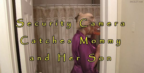 Security Camera Catches Mommy & Her Son – Paris Rose HD