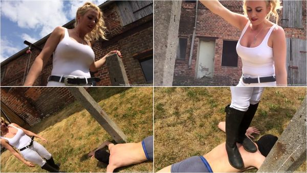 Trampling And Jumping [Clips4Sale] Suzanna Maxwell (720p)
