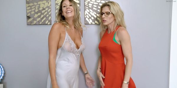 Nikki Brooks in Strict MILFs – Twisted Threesome HD