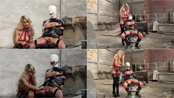 Punished In The Old Factory [KinkyMistresses] Calea Toxic (720p)