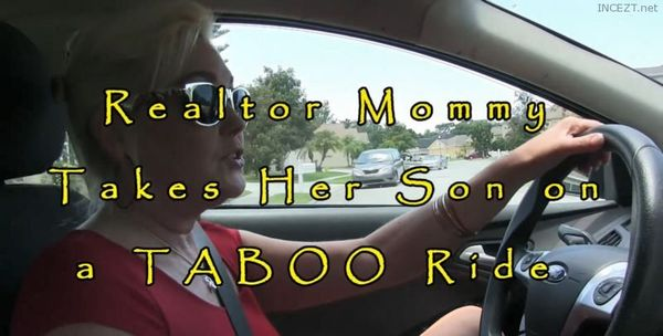 Realtor Mommy Takes Her Son for a Ride – Paris Rose HD 1080p