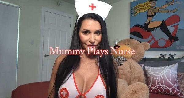 Mummy Plays Nurse – Butt3rflyforu HD 1080p