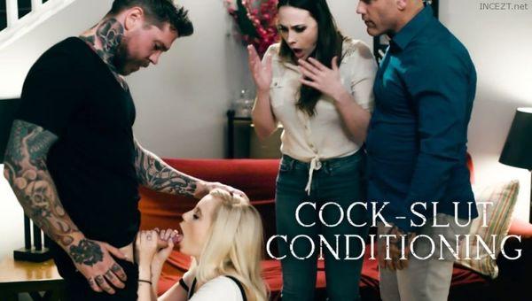 COCK-SLUT CONDITIONING – Carolina Sweets HD [Untouched 1080p]