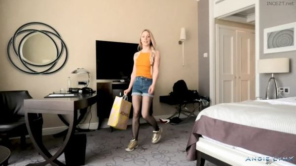 MY FIRST BLOWJOB TO MY STEP DAD – THE STORY 4K