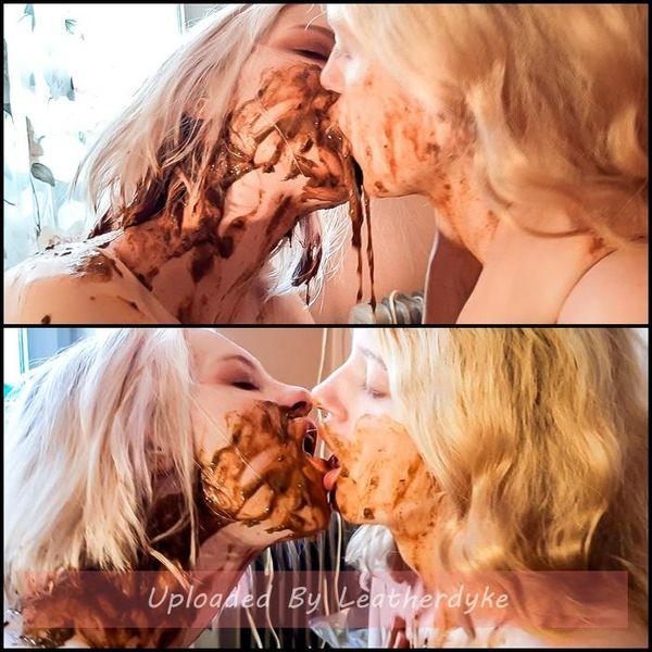 Scat Kisses Lesbian Erotic Russian Babes By Jelena And Tiana